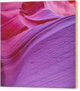Lower Canyon 30 Wood Print