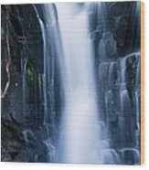 Lower Johnson Falls 3 Wood Print
