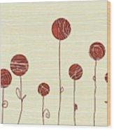 Lubi - S02-03a Wood Print