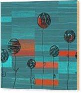 Lubi - S02-222b Wood Print