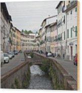 Lucca Wood Print