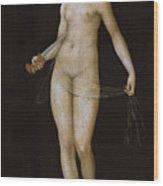 Lucretia Wood Print