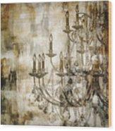 Lumieres II Wood Print