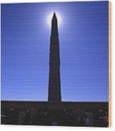 Luxor Obelisk Wood Print