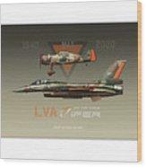 Lva Viper Demo Wood Print