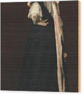 Lydia Field Emmet Wood Print