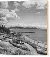 Lyme Regis And Lyme Bay, Dorset Wood Print