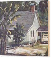 M. K. Rawlings House  Wood Print
