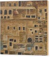 Maaloula Syria Wood Print