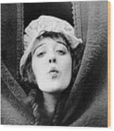 Mabel Normand, Ca. Mid-1910s Wood Print