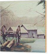 Mabreys Mill Wood Print