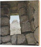 Macchu Picchu 6 Wood Print