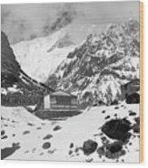 Machhapuchchhre Base Camp - The Himalayas Wood Print