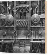 Machine Wood Print