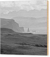 Macleod's Maidens Wood Print