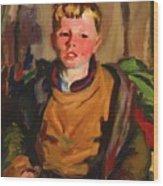 Macnamara 1925 Wood Print