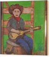 Madhu Wood Print