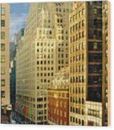 Madison Avenue Wood Print