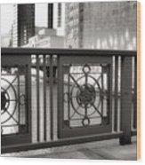 Madison Street Bridge - 2 Wood Print