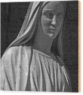Madonna Of West 96th Street Wood Print by Robert Ullmann