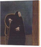 Madre Celestina Wood Print