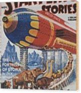 Magazine Cover, 1939 Wood Print