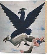 Magazine: New Deal, 1934 Wood Print