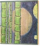 Magic Bamboo Wood Print