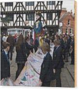 Magna Carta 2015 Wood Print