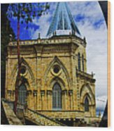 Magnificent Church Of Biblian Wood Print