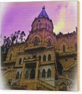 Magnificent Church Of Biblian II Wood Print