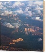 Magnificent Grand Canyon Wood Print