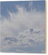 Magnificent Sky Wood Print