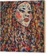 Mahala Wood Print