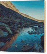 Mahon River Wood Print