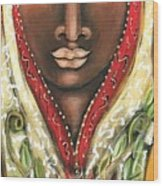 Maia Wood Print