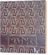 Mainca Wood Print
