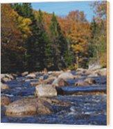 Maine 53 Wood Print