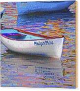 Maipn Mou Wood Print