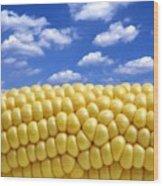 Maize Wood Print