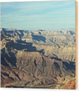 Majestic Grand Canyon Wood Print