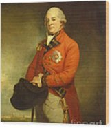 Major-general Sir Archibald Campbell Wood Print