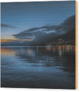 Makarska No 2 Wood Print