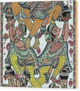 Makhanchor Wood Print