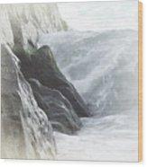 Malaga Wood Print