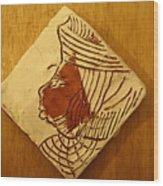 Malcolm - Tile Wood Print