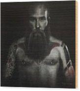 Male Nude 12. Nigel Wood Print