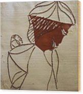 Mama 2 - Tile Wood Print