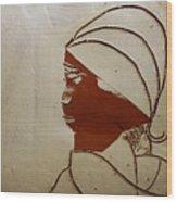 Mama 4 - Tile Wood Print