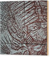 Mama Africa 2 - Plaque Wood Print